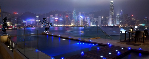 Intercontinental Hong Kong - Booking Center