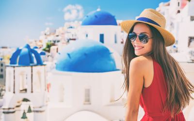 Booking Express Travel Explores the Beauty of the Greek Islands