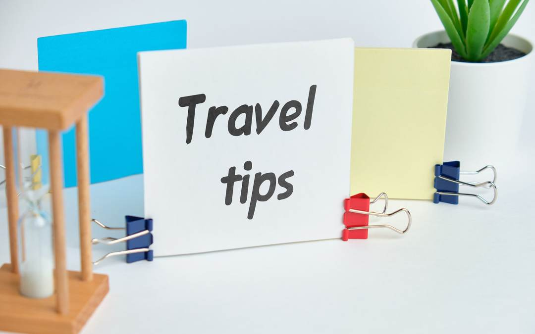 best travel safety tips