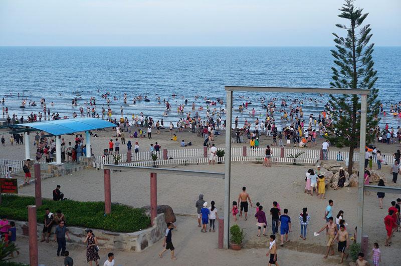 bãi biển tiên trang
