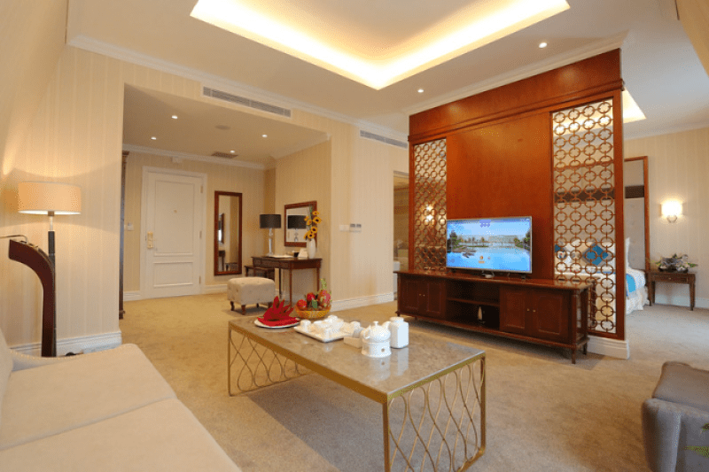 hạng phòng suite room