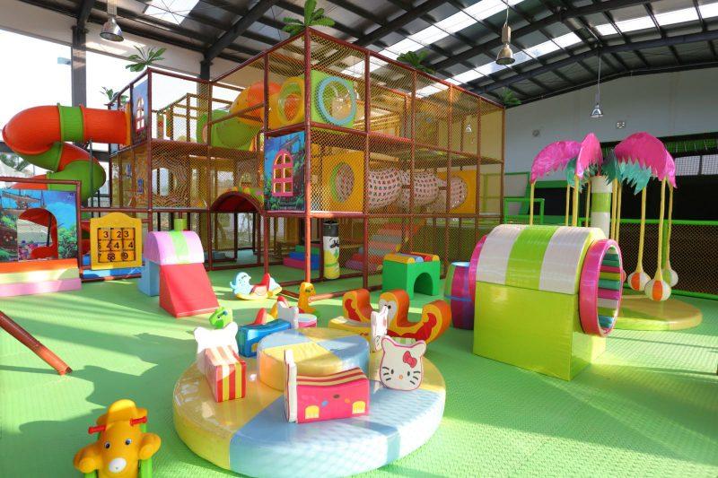 khu vui chơi trẻ em flc vĩnh phúc