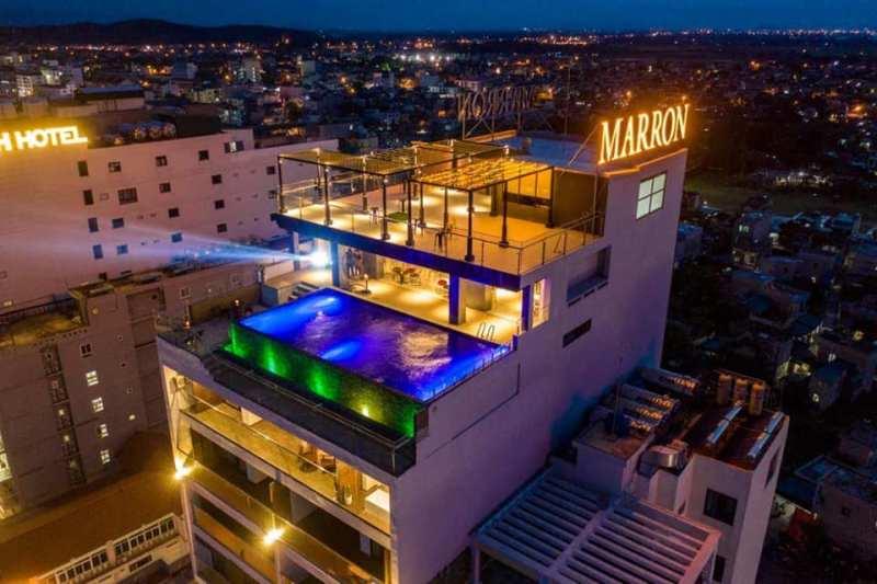the marron hotel sầm sơn