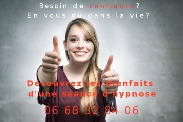 Hypnose et confiance en soi par Shaff Ben Amar Institut Coaching et Inconscient Centre d'Hypnose et de formation sur Bourg-La-Reine (92340)