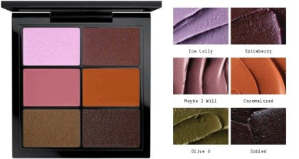 The Best Eyeshadow Pallets for Fall 8
