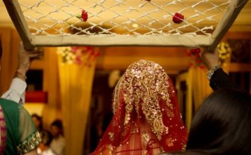 Pakistani wedding events