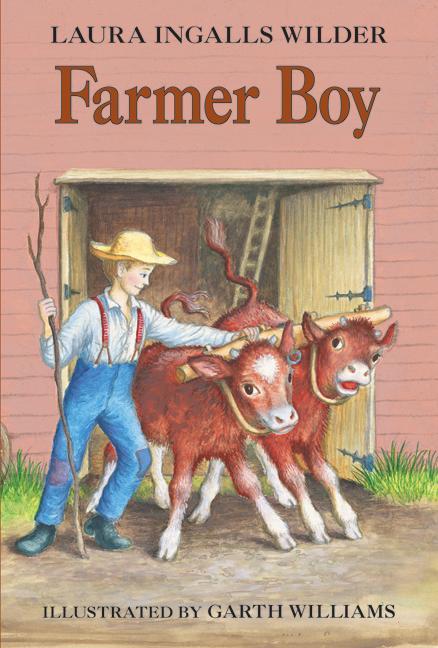Farmer Boy: The Midnight Garden Classic Middle Grade Read-along (November)