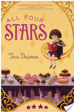 A True Delicacy: All Four Stars by Tara Dairman