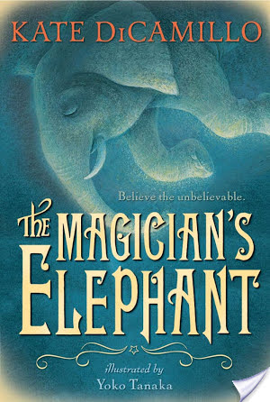 """The Impossible is About to Happen Again"": The Magician's Elephant"