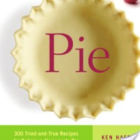 #AtoZChallenge: A is for Apple Pie Perfect, A Cookbook by Ken Haedrich