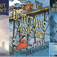 Diving into Detective Middle Grade Fiction
