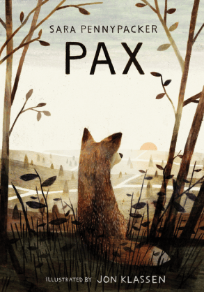 The Heart of a Fox: Pax by Sara Pennypacker (2016)