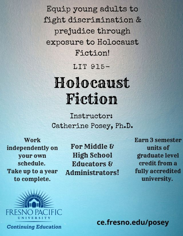 PD Holocaust Fiction Course
