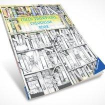 Kleurboek van Colin Thompson
