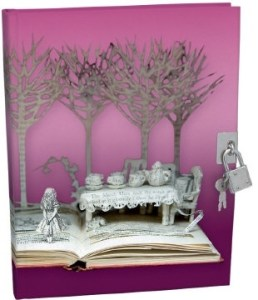 Dagboek Alice in Wonderland