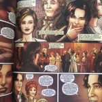 Pagina uit Graphic Novel Pride & Prejudice