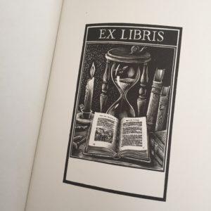 Ex Libirs in Bijzondere Vertelsels