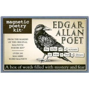 Magnetic Poetry Edgar Allan Poe