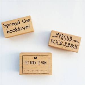 Stamp the booklove