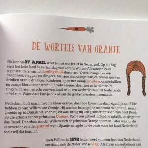 De wortels van Oranje - - Oranje feiten
