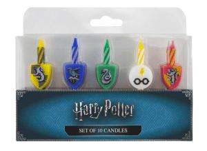 Harry potter verjaardagskaarsjes