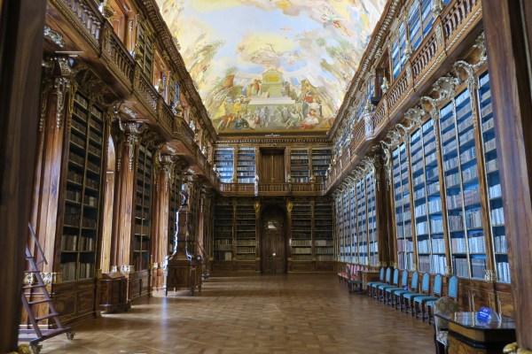 Strahov bibliotheek Filosofie