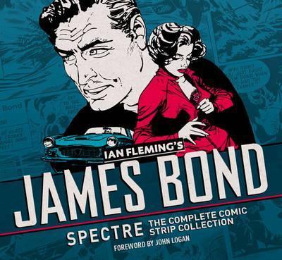 James Bond Stripboeken Titan Books