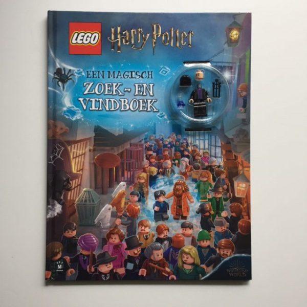 Harry Potter lego zoek- en vindboek