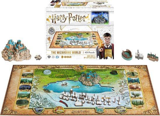 Puzzel Harry Potter Wizarding World