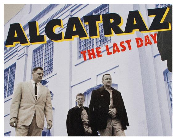alcatraz, the last day