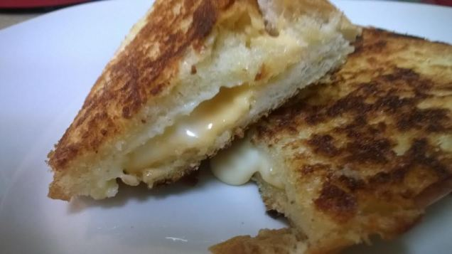 grilled cheese II
