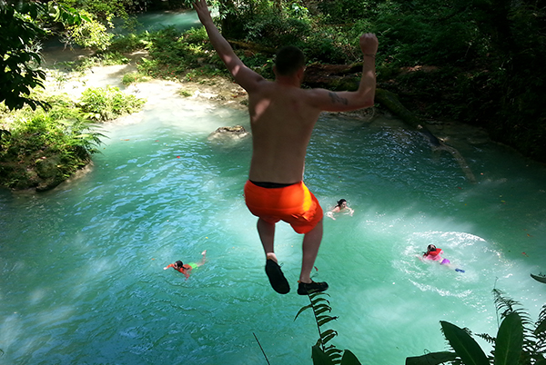 Dunn's River Falls & Bamboo Blu Beach | Book Jamaica Excursions | bookjamaicaexcursions.com | Karandas Tours