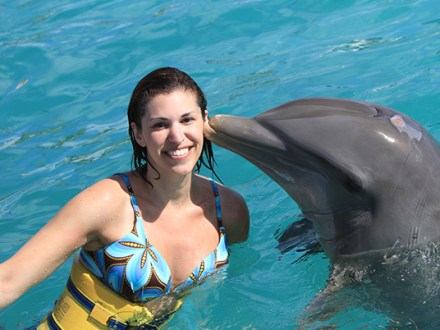 Dunn's River Falls & Dolphin Encounter | Book Jamaica Excursions | bookjamaicaexcursions.com | Karandas Tours