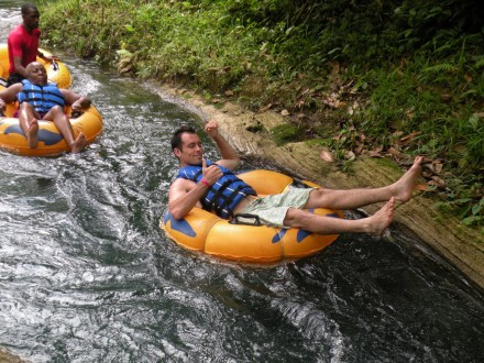 River Tubing | Book Jamaica Excursions | bookjamaicaexcursions.com | Karandas Tours