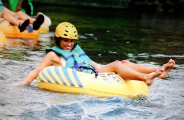White Water River Kayaking | Book Jamaica Excursions | bookjamaicaexcursions.com | Karandas Tours