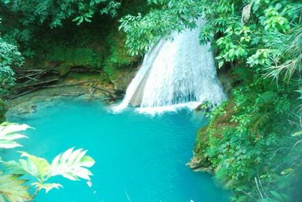Blue Hole, Secret Falls & Bamboo Blu Beach Adventure | Book Jamaica Excursions | bookjamaicaexcursions.com | Karandas Tours