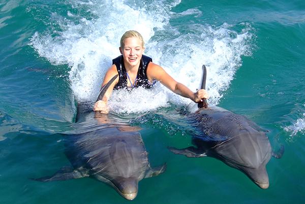 Dolphin Encounter Program Negril