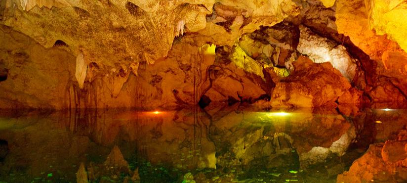 Green Grotto Caves | Book Jamaica Excursions | bookjamaicaexcursions.com | Karandas Tours