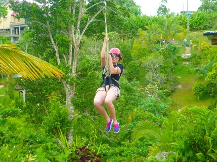 Off Road Safari & Canopy Zip Line | Book Jamaica Excursions | bookjamaicaexcursions.com | Karandas Tours