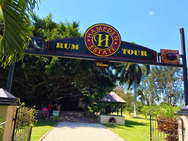 hampden rum tour