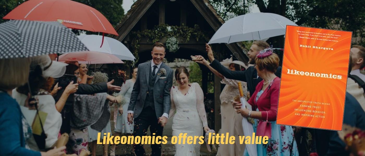 Likeonomics book review