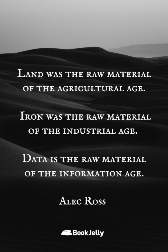 Alec Ross Quote from 'The Industries of the Future'