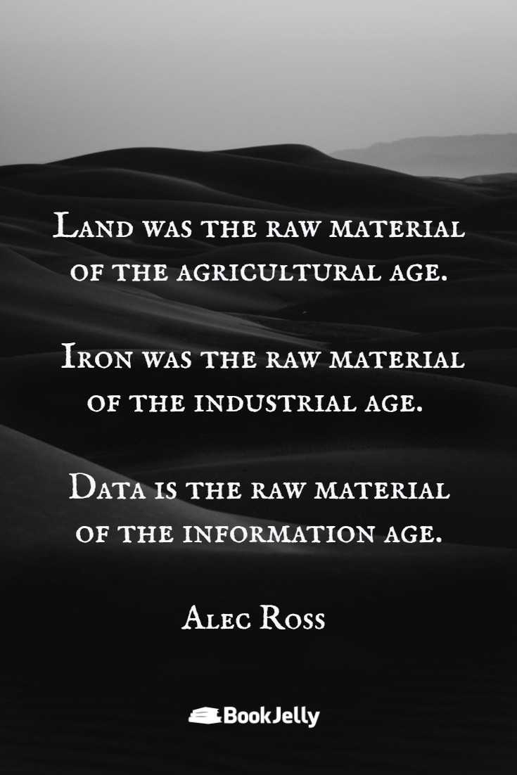 Alec Ross Quote From U0027The Industries Of The Futureu0027