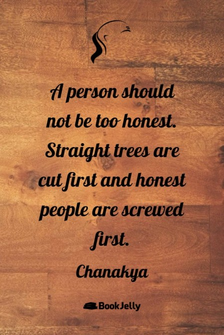 Thus Spoke Chanakya