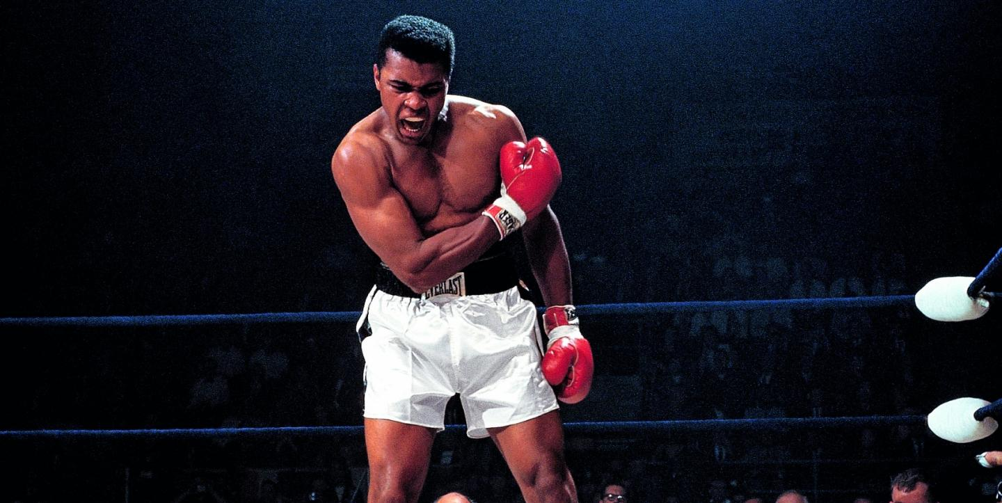 Muhammad Ali Monday Motivation Quotes