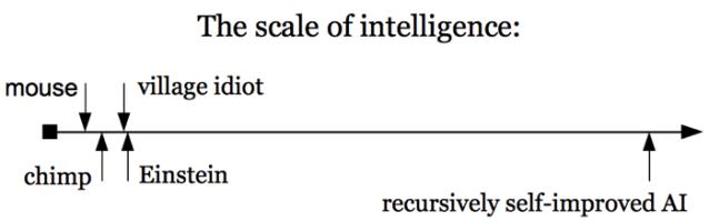 Scale of Intelligence