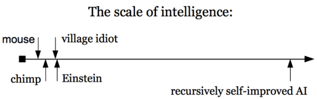 Scale of Intelligence