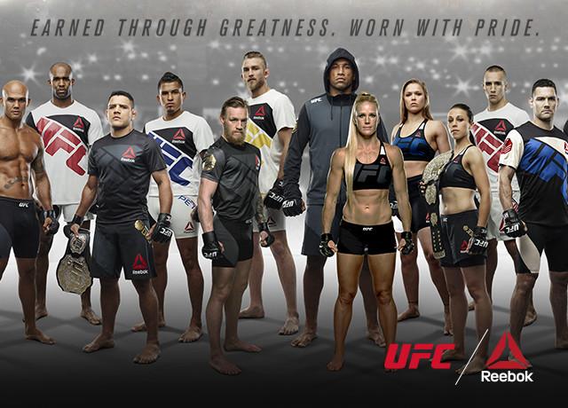 Reebok and UFC