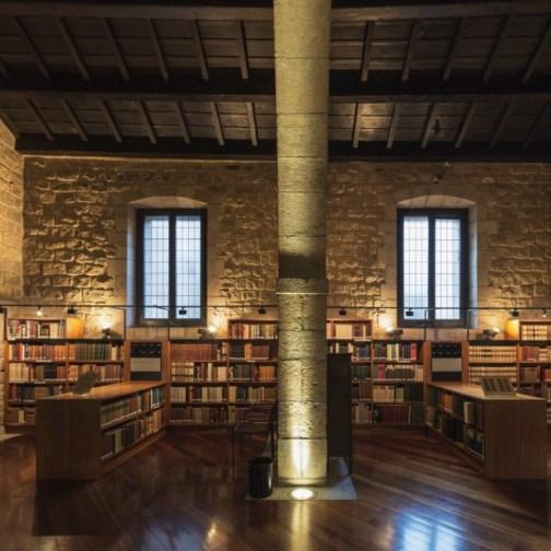 Biblioteca Nacional de Catalunya, Barcelona