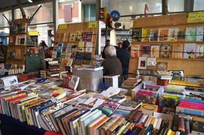 Sunday Book Market, Barcelona